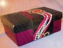 hamster coffin