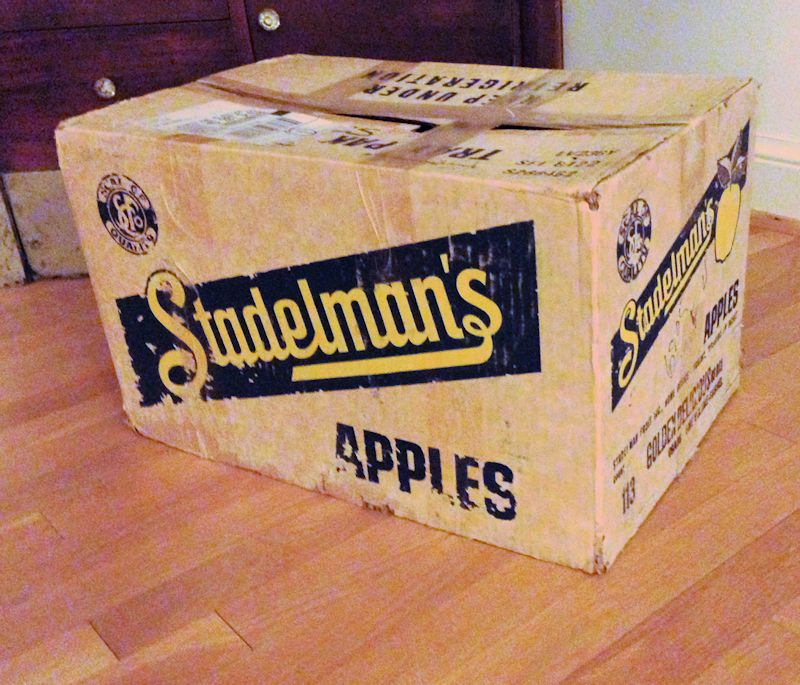 Stadlemanu0027s Apple Box
