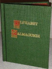 Alphabet Salmagundi. Ornate letters from a variety of decorative alphabets.